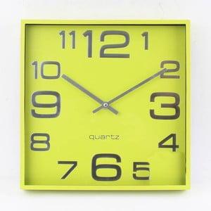 Nástěnné hodiny Green Retro