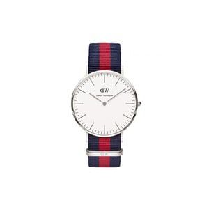 Hodinky Classic Oxford Silver, 40 mm