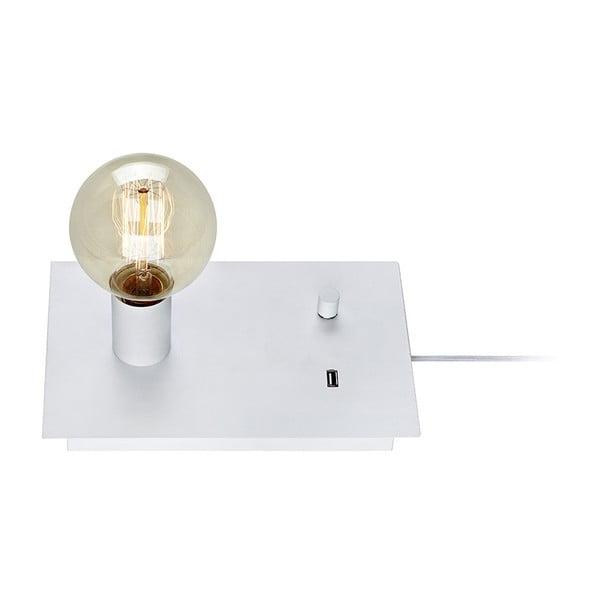 Bílá stolní lampa Markslöjd Load