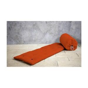 Futon/postel pro návštěvy Karup Bed In a Bag Orange