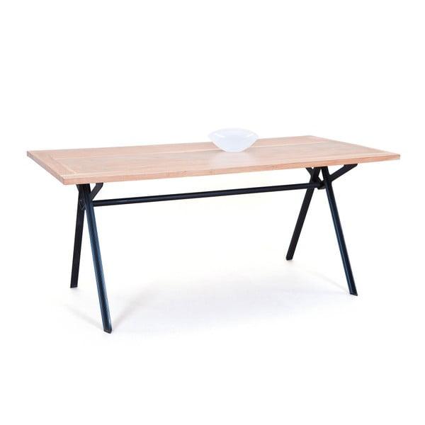 Jídelní stůl z masivního akáciového dřeva Interlink Celbridge