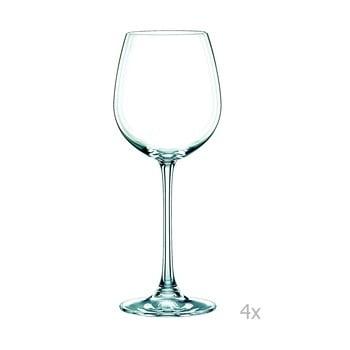Set 4 pahare din cristal pentru vin alb Nachtmann Vivendi Premium White Wine Goblet Set, 387 ml de la Nachtmann