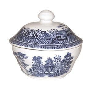 Cukřenka Churchill China Blu Willow