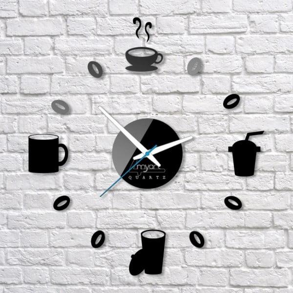 Nástěnné hodiny Breakfast Drink