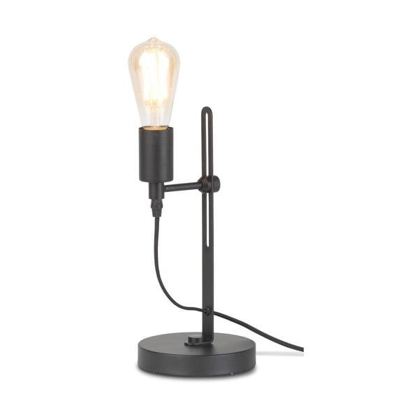 Černá stolní lampa Citylights Seattle