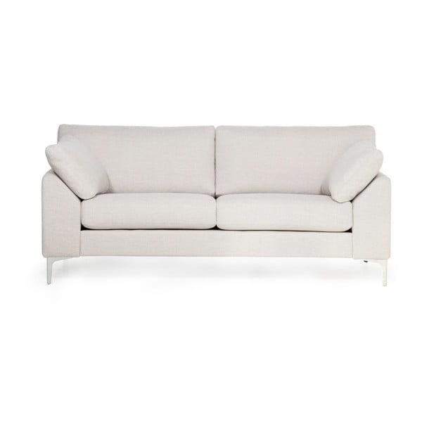Kremowa sofa 2-osobowa Softnord Garda