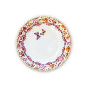 Porcelánový mělký talířek Melli Mello Isabelle, 10 cm
