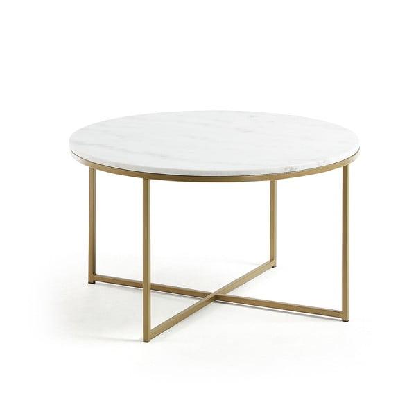 Konferenční stolek La Forma Shefield, ø80cm