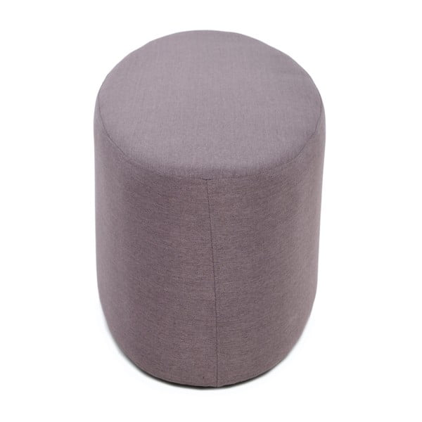 Látková taburetka Lilac Grey