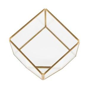 Dekorativní terárium Sass & Belle Cube