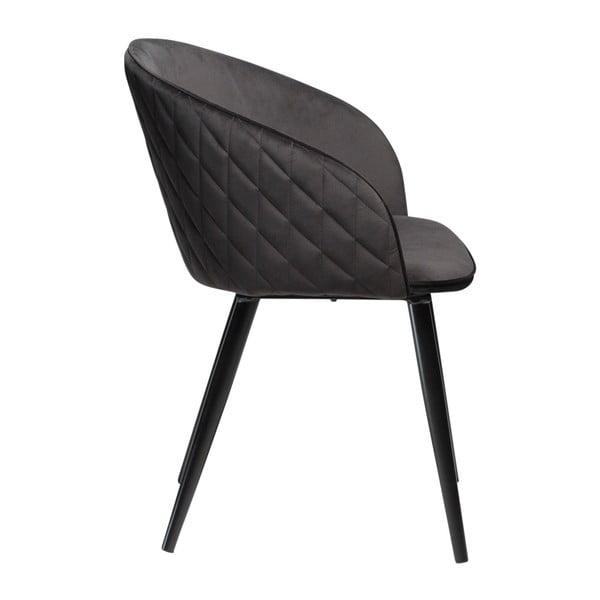 Černá židle DAN-FORM Denmark Dual
