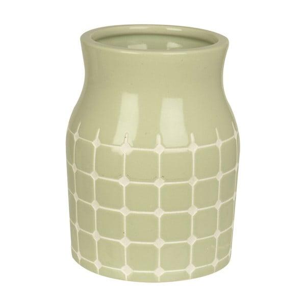 Zelená váza PT LIVING Tiles