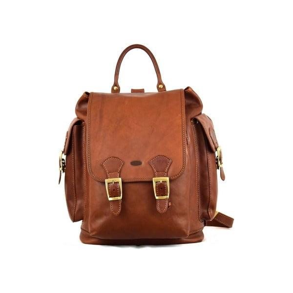 Kožený batůžek Santo Croce 8800 Brown