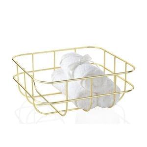 Koupelnový košík Andrea House Goldie