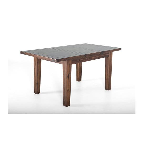 Rozkládací jídelní stůl z akáciového dřeva VIDA Living Emerson, délka 2,3 m