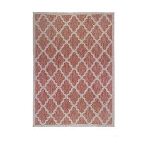 Červeno-béžový koberec Flair Rugs Padua, 120 x 170 cm