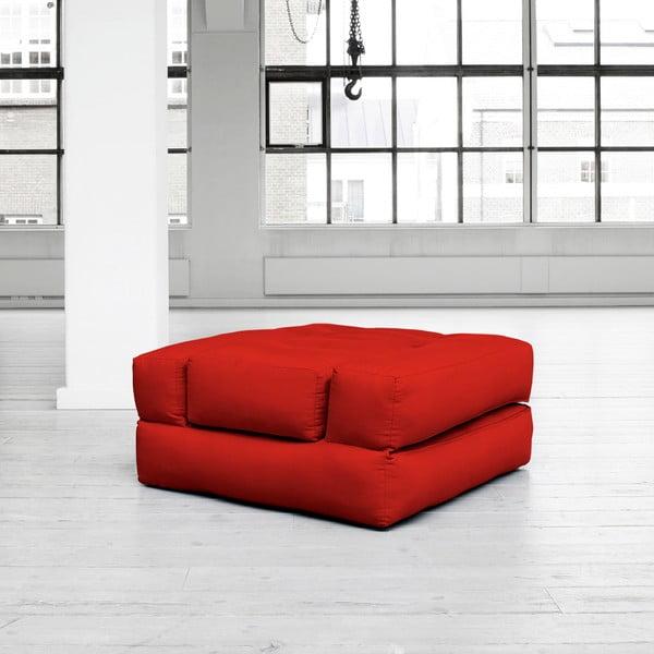 Variabilní křeslo Karup Cube Red
