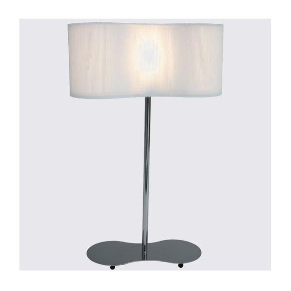 Stolní lampa Satin Bombola