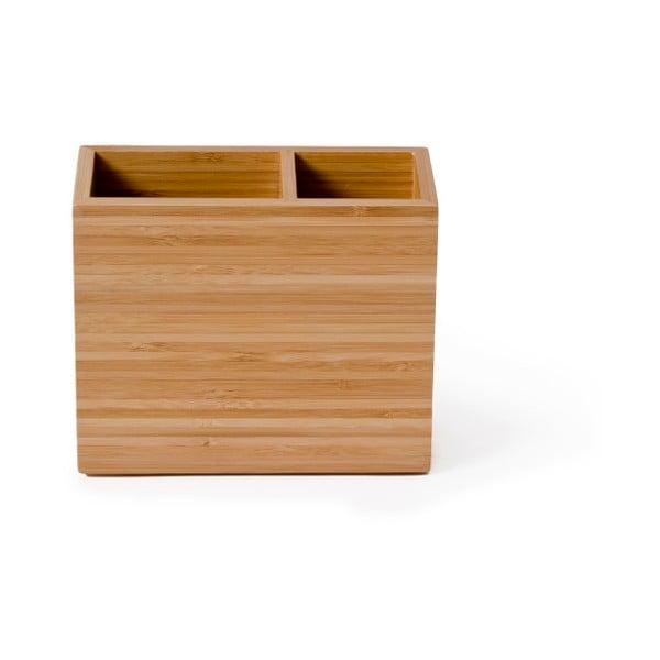 Dřevěný stojan na kartáčky Wireworks Arena Bamboo