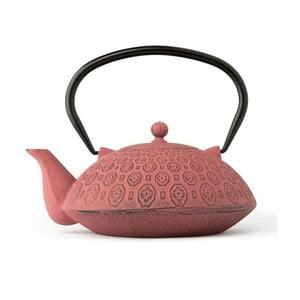 Ceainic din fontă cu infuzor Bredemeijer Yinan 1.2 l, roz
