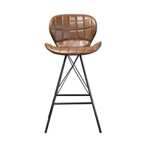 Sada 2 barových židlí Red Cartel Kenton