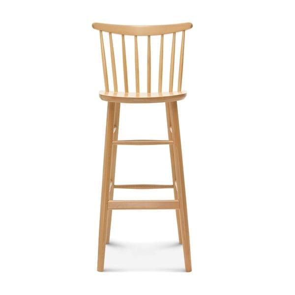 Barová dřevěná židle Fameg Asger