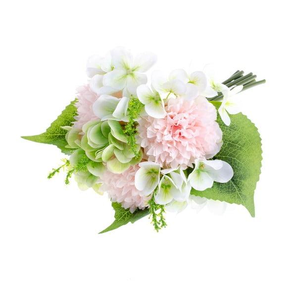 Umělá kytice Dakls Peony With Hydrangea