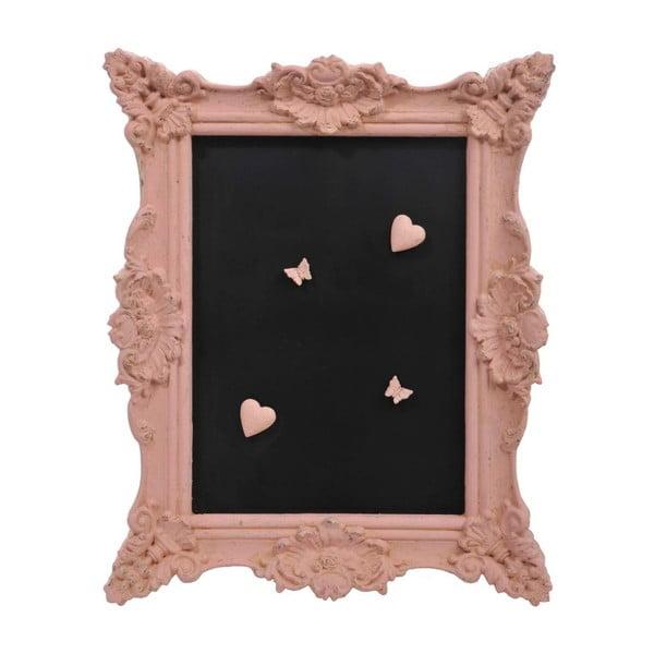 Magnetická deska Vintage Pink