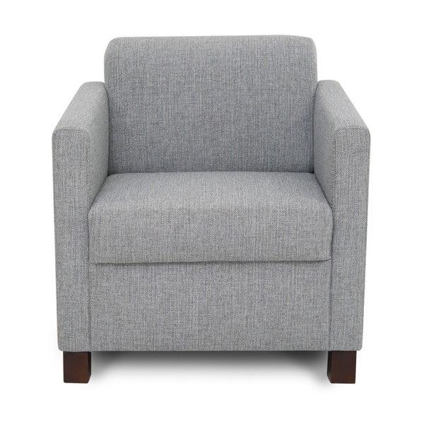 Topaz szürke fotel - Softnord
