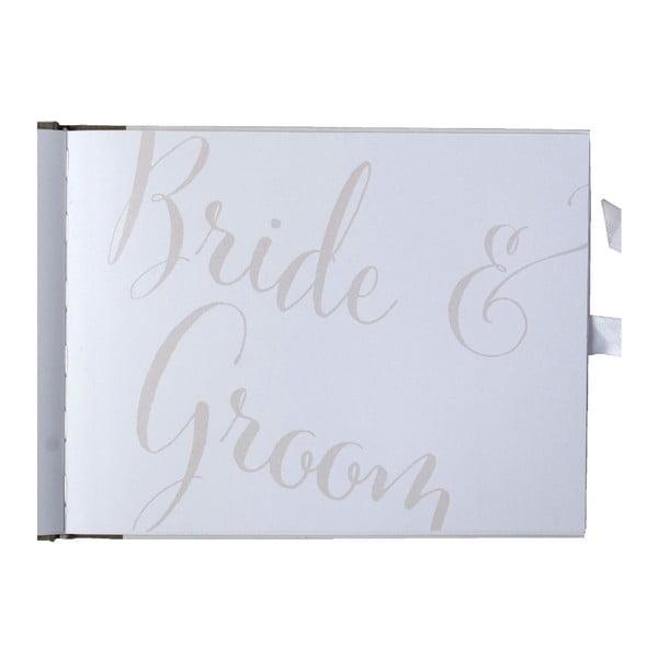 Kniha pro svatební hosty Busy B Wedding Planner