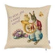Față de pernă Apolena Happy Easter, 43 x 43 cm