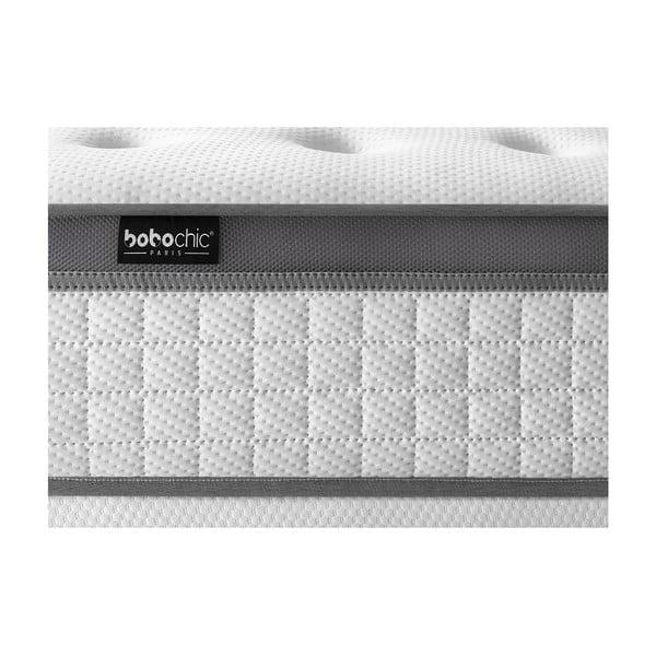Dvoulůžková postel s matrací Bobochic Paris Doucelur,90x200cm+90x200cm