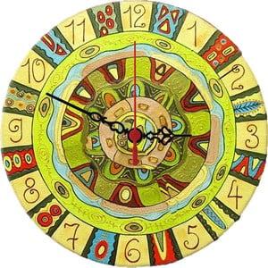 Nástěnné hodiny Funky, 30 cm