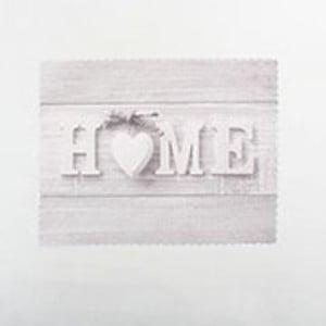 Světlě šedé prostírání Dakls Home, 35x45cm
