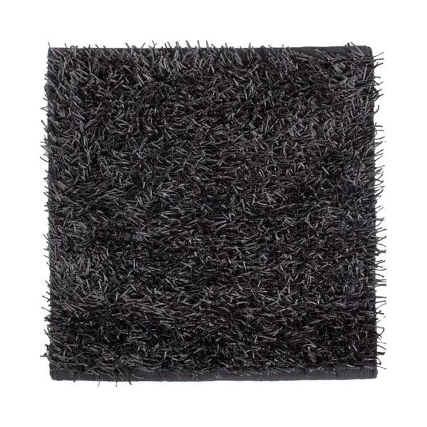 Koupelnová předložka Kemen Black, 60x60 cm