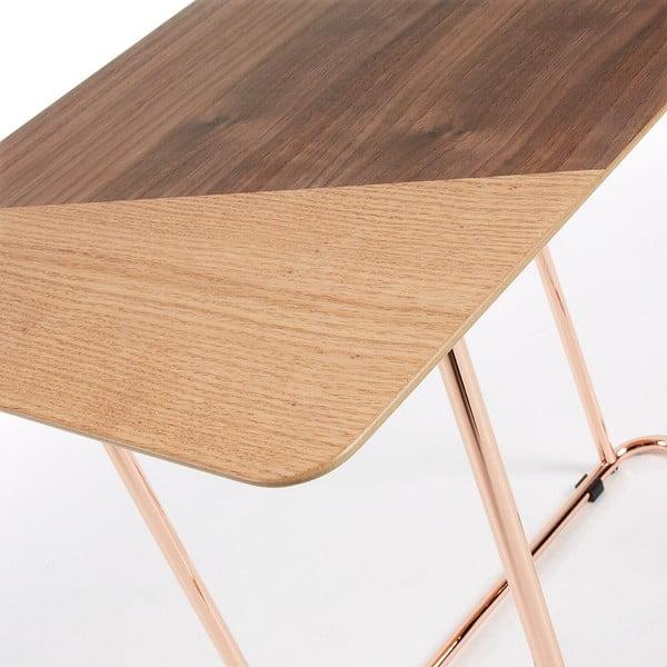 Odkládací stolek La Forma Aitana, výška 51 cm