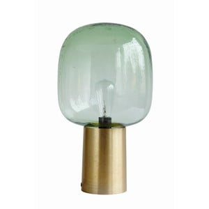 Stolní lampa Note, zelené stínítko