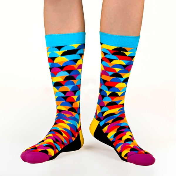 Ponožky Ballonet Socks Sunset, velikost41–46