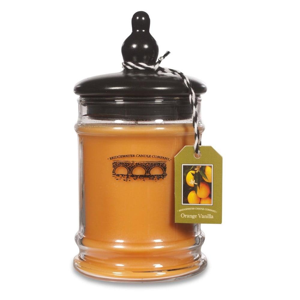 Svíčka s vůní pomeranče a vanilky Bridgewater Candle
