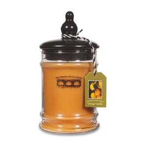 Lumânare parfumată Bridgewater Candle, aromă portocale și vanilie