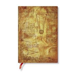 Zápisník s měkkou vazbou Paperblanks Sun And Moonlight, 13x18cm