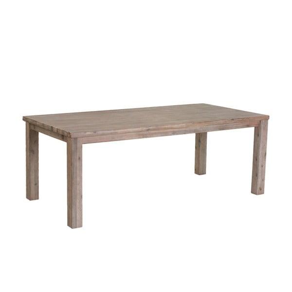 Jídelní stůl z akáciového dřeva Furnhouse Alaska,140x90cm