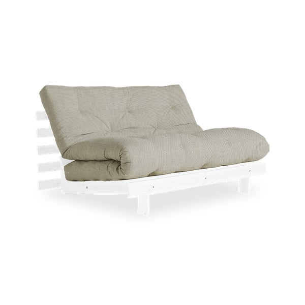 Variabilní pohovka Karup Design Roots White/Linen Beige