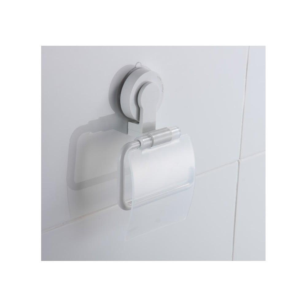 Držák na toaletní papír bez nutnosti vrtání ZOSO Tissue White