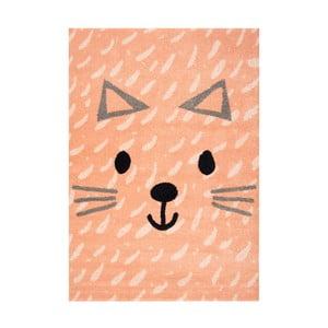 Dětský koberec s motivem kočky Zala Living, 170 x 120 cm