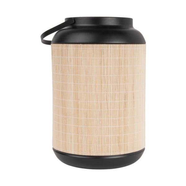 Bambusz lámpás, 18 x 27,5 cm - PT LIVING