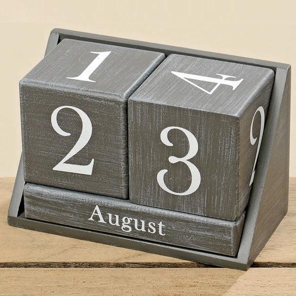Stolní kalendář Gris