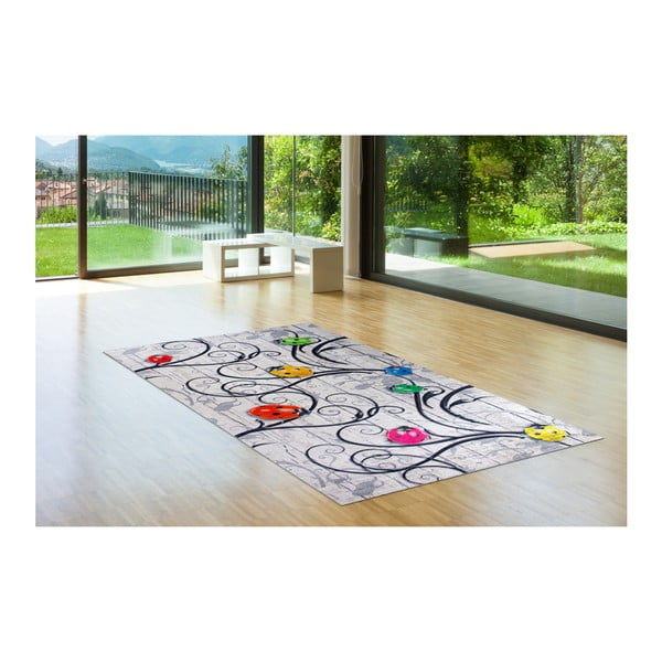 Odolný koberec Vitaus Renki, 100 x 160 cm