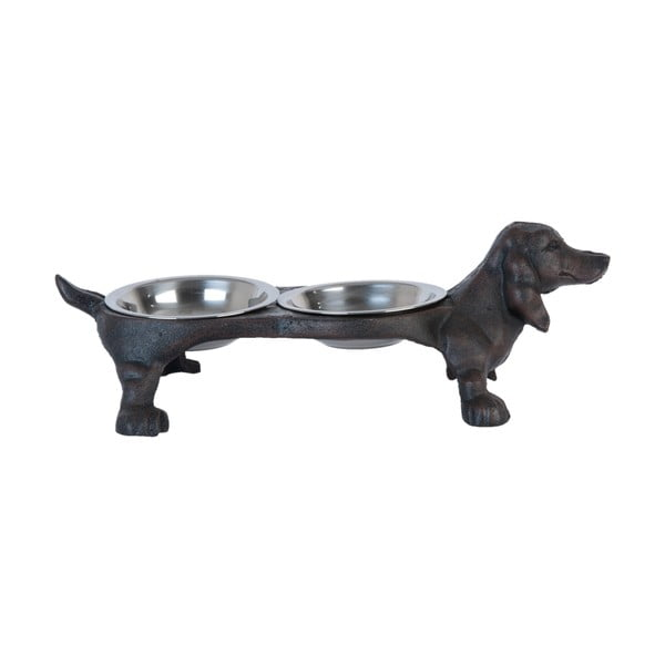 Sada misek pro domácí mazlíčky Clayre & Eef Sausage Dog