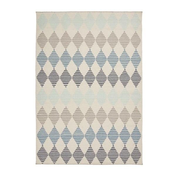 Ručně tkaný vlněný koberec Linie Design Rokko, 160x230cm